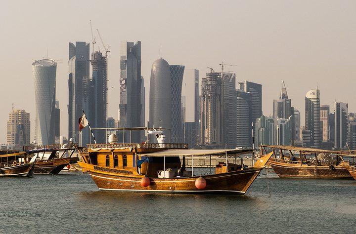 تدشين أول خط نقل بحري مباشر بين الدوحة وشنغهاي