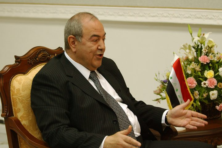 حزب الوفاق الوطني العراقي يرفض نقل السفارة للقدس
