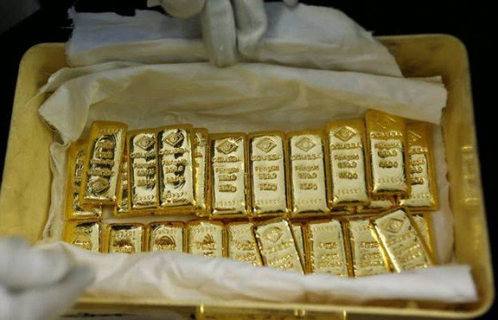 الذهب يتكبد أول خسائر أسبوعية خلال يناير