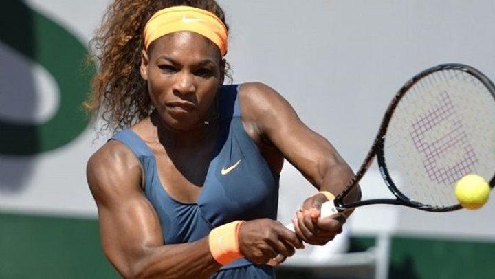 من جديد .. سيرينا الأولى عالمياً في التنس