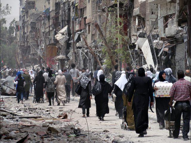 فلسطينيو سوريا يواجهون مصيراً مجهولاً