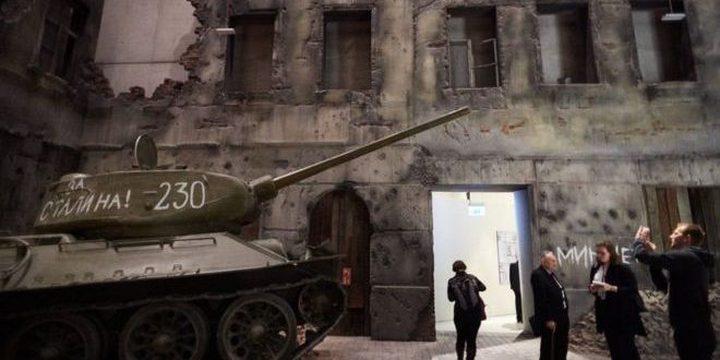 متحف لأحداث الحرب العالمية في بولندا