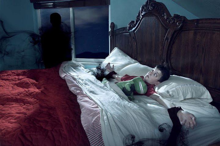 اليكم حقيقة شلل النوم