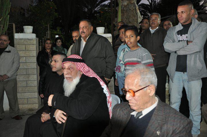 عائلة شاليان في اريحا ترفض اخلاء منزلها