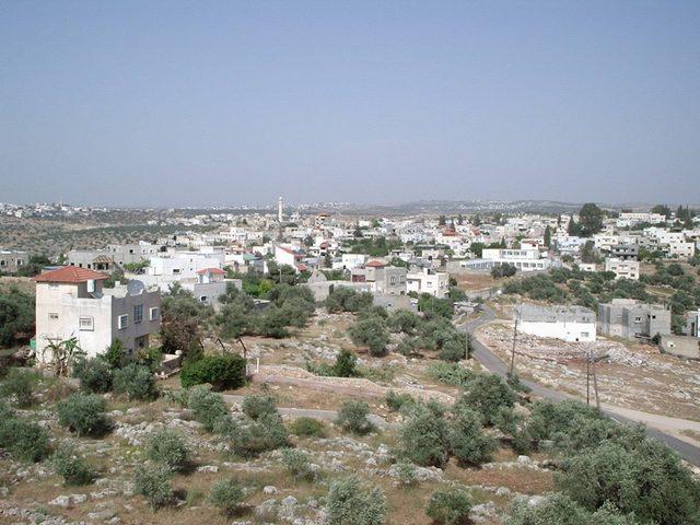 انتهاكات الاحتلال في خربة سيريسيا
