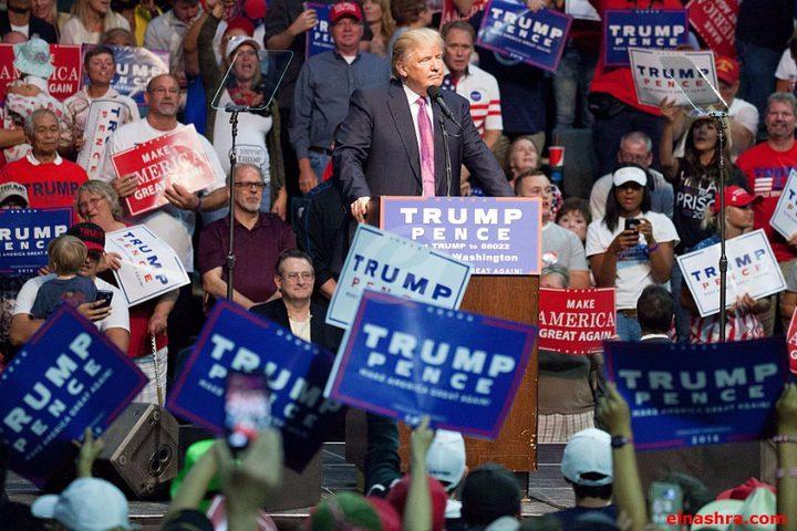 ترمب يحطم الرقم القياسي كأسرع رئيس يفقد تأييد أغلبية الشعب