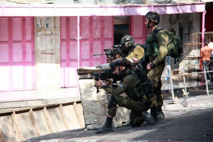 قوات الاحتلال تقتحم اليامون غرب محافظة جنين