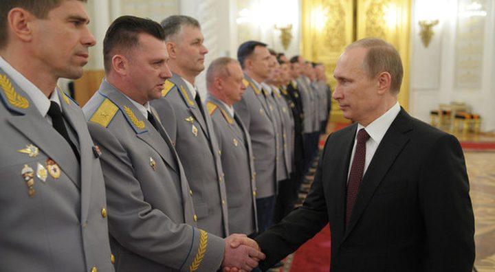 موسكو تعتقل ضابطين بتهمة التخابر مع أميركا