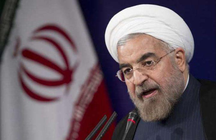 روحاني: ترامب سياسي مبتدئ