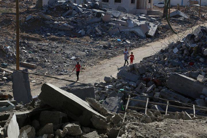 """الحساينة لـ""""لنجاح الإخباري"""": إعادة إعمار 17 برجا في غزة"""