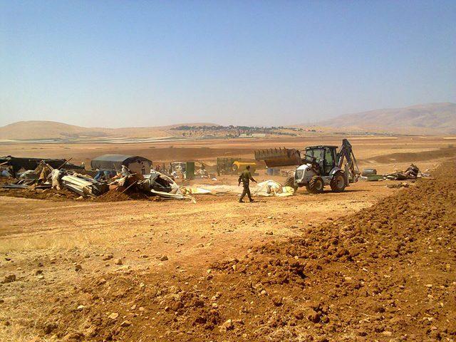 الاحتلال يُجري تدريبات عسكرية في الأغوار