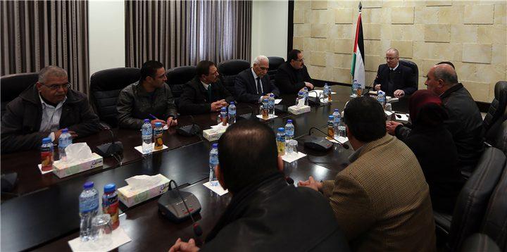 الحكومة تقر خطة للتصدي لمخططات الاحتلال