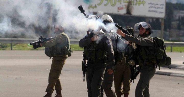 سلطات الإحتلال تقتحم مخيم شعفاط