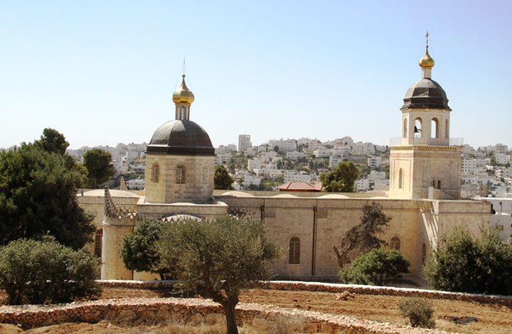 """الأمن يعلن: """"كنيسة المسكوبية"""" منطقة عسكرية مغلقة"""