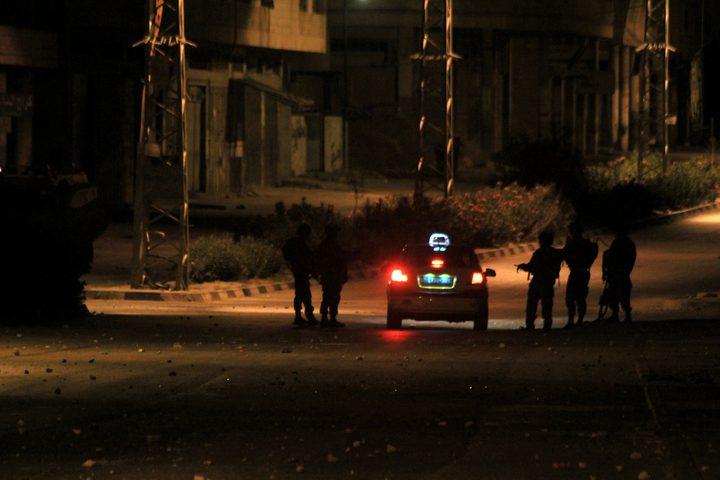 قوات الاحتلال تعتقل أسيرا محررا