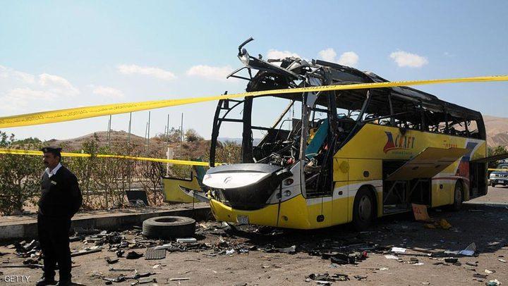 10 قتلى و41 إصابة بانقلاب حافلة تقل طلابًا جامعيين بسيناء