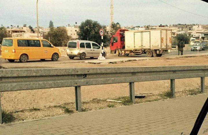 قوات الاحتلال تغلق مداخل الريف الغربي لبيت لحم