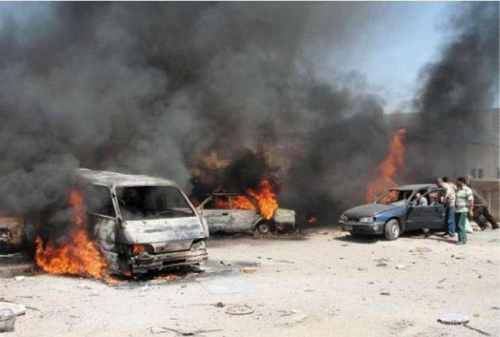 مقتل 5 وإصابة 18 في تفجير في بغداد