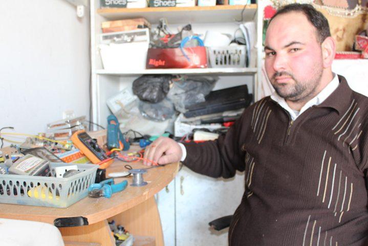 إختراع فلسطيني يلغي الحاجة للمفاتيح!