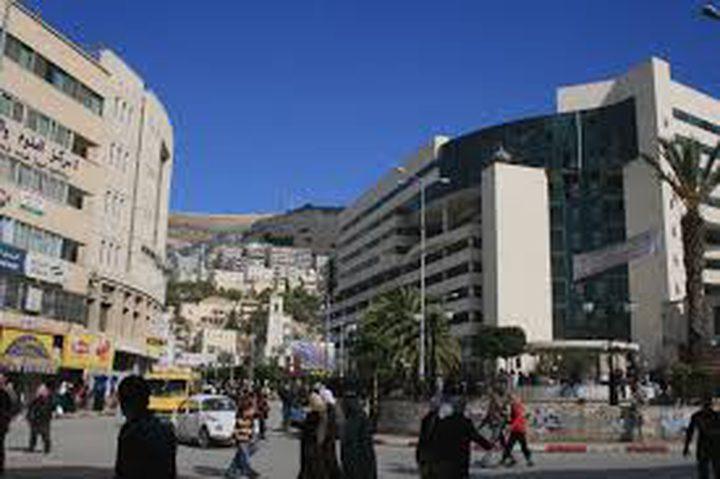 نابلس .. حملة على التعديات في السوق الشرقي