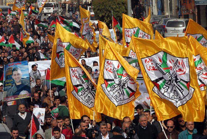 مظاهرة ضد الإعتقال السياسي في غزة