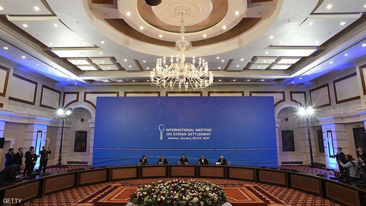 اجتماع جديد في أستانة بشأن سوريا بمشاركة أردنية