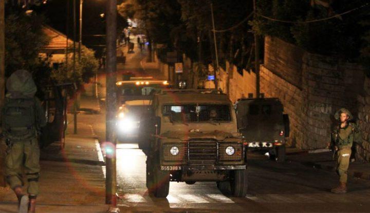 جيش الاحتلال يغلق مدخل الريف الغربي لبيت لحم لليوم الثامن