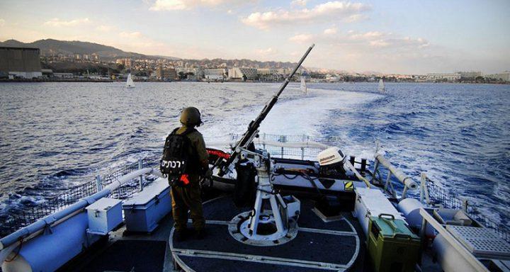 الاحتلال يطلق النار على الصيادين في بحر بيت لاهيا