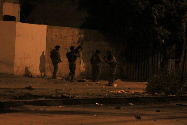 اعتقال خمسة مواطنين من القدس
