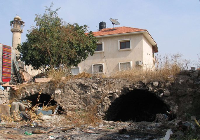 الاحتلال يُخطر بهدم منزل في قلنسوة