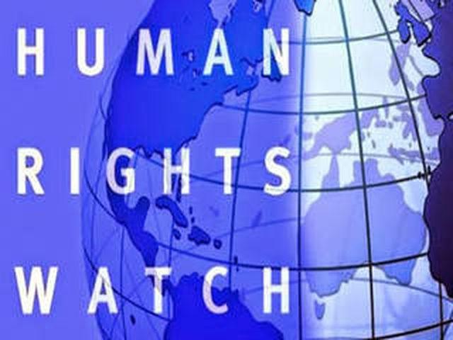 """""""هيومن ووتش"""": تمرير """"قانون التسوية"""" يعكس تجاهل إسرائيل للقانون الدولي"""