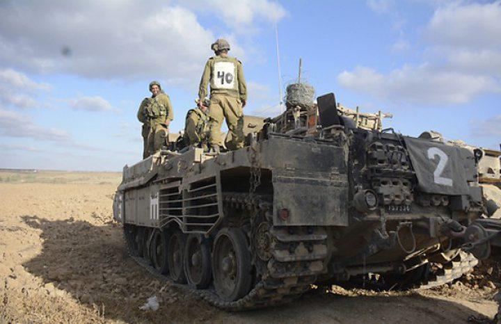 وزير  إسرائيلي: علينا الاستعداد لحرب في غزة