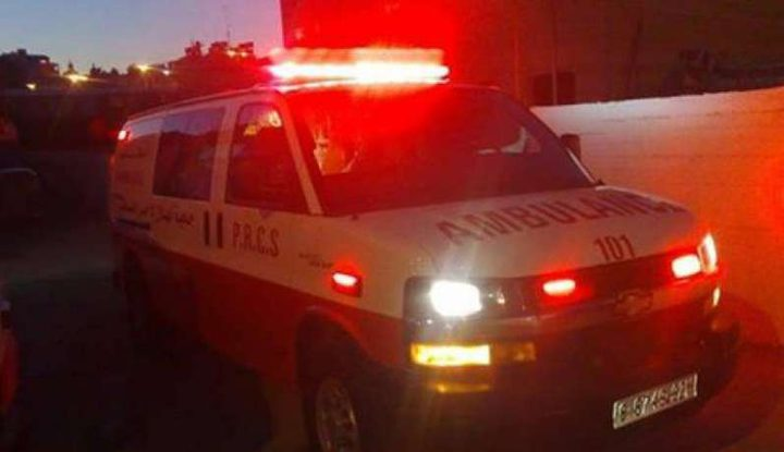 إصابة 18 عاملا في حادث سير قرب معبر ترقوميا