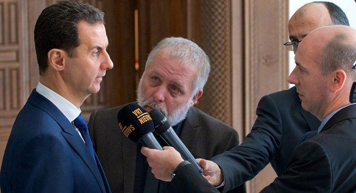 """الأسد """"يفجر قنبلة"""" حول الروس الذين قتلوا في سوريا"""