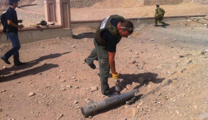 هلع في إيلات بعد سقوط صواريخ من سيناء (فيديو)