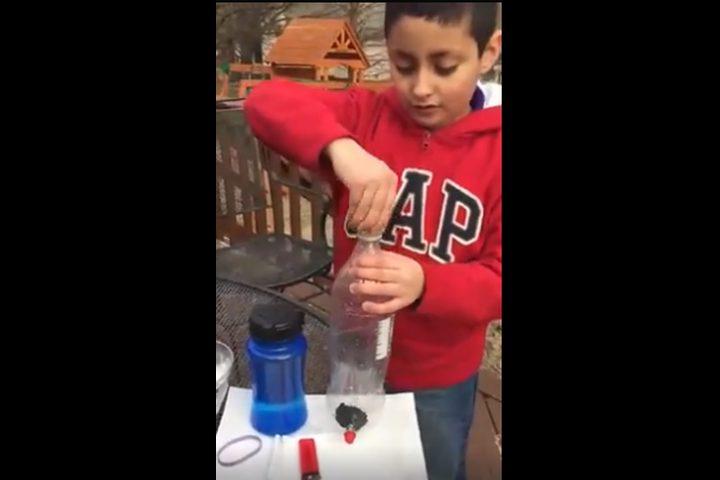 هل ستستمر بالتدخين بعد رؤيتك لتجربة هذا الطفل الفلسطيني؟