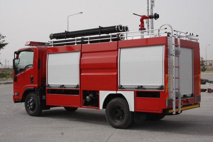 وفاة مواطن اثر حريق بمؤسسة لذوي الإحتياجات الخاصة