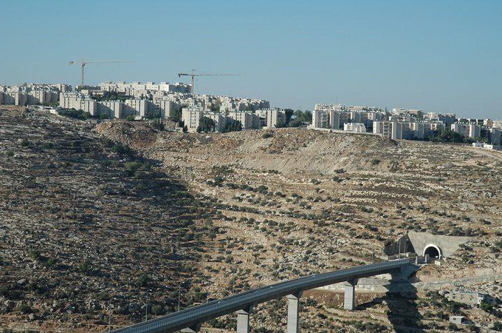الاحتلال يصادق على بناء 1162 وحدة استيطانية
