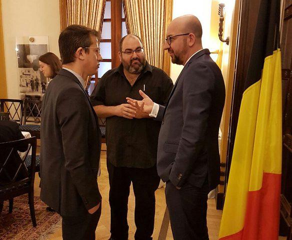 """نتانياهو يأمر بـ""""توبيخ"""" السفير البلجيكي"""