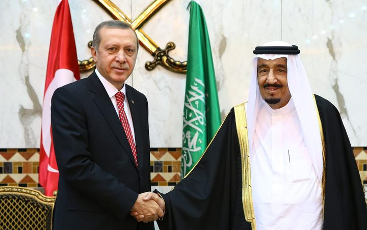 940 شركة سعودية في تركيا