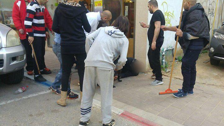 """إصابة خمسة إسرائيليين بعملية مزدوجة في """"تل أبيب"""""""