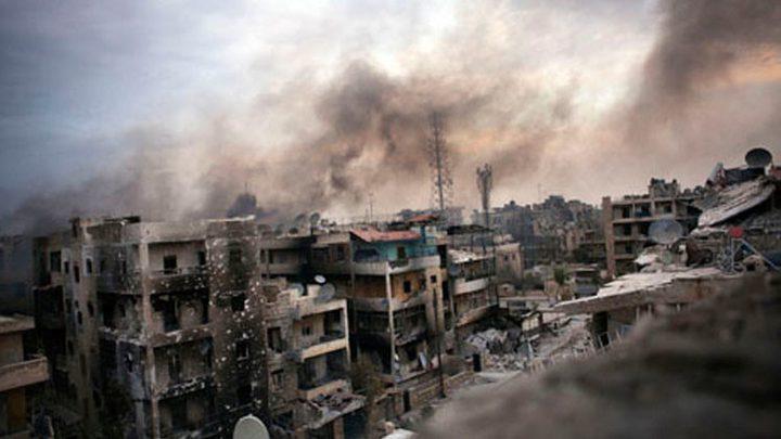 مقتل 61 شخصا بينهم 20 طفلا في سوريا