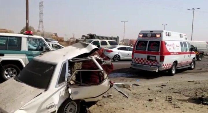 مصرع طفل وعدة اصابات بحوادث في غزة وبيت لحم وجنين