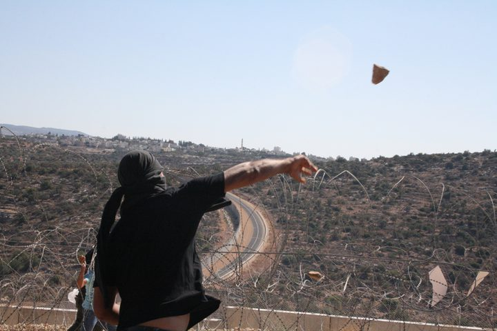الاحتلال يقمع مسيرة في بلعين