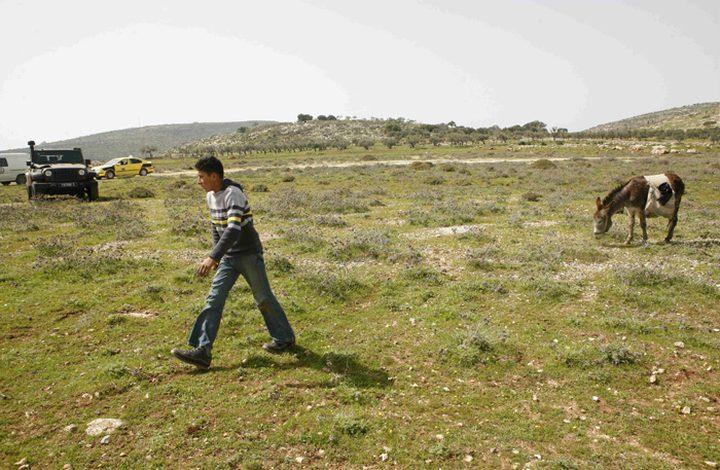 الاحتلال يطلق النار على مواطنين ورعاة في قطاع غزة