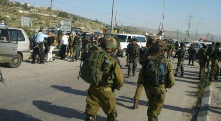 جنود إسرائيليون: فلسطيني حاول دهسنا