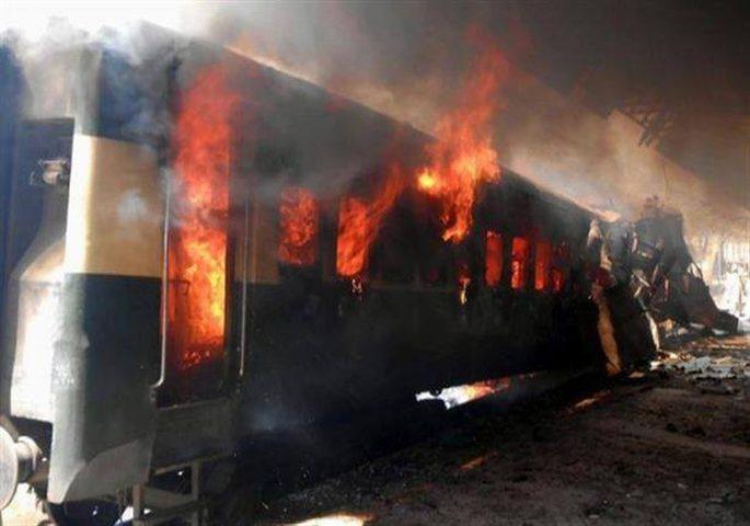 إصابة 18 شخصاً في مترو بالصين