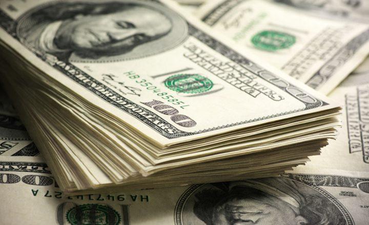 الفلسطيني أسير خلف قضبان الدولار