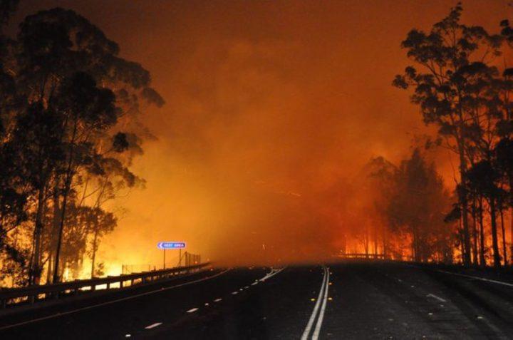 50 حريقا وسط موجة حر في استراليا