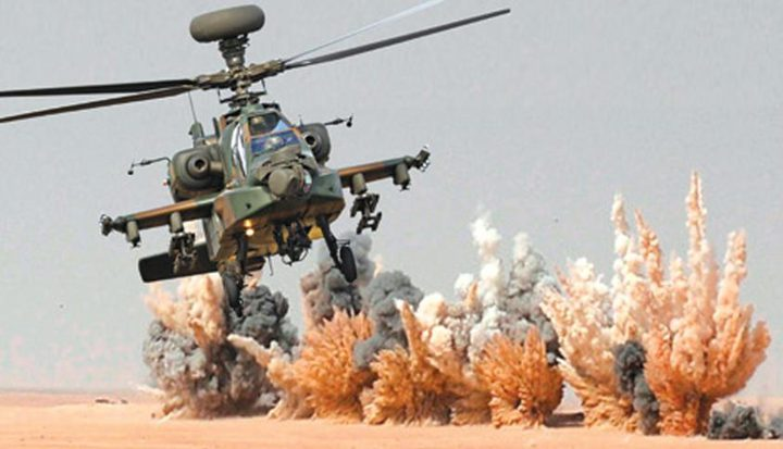 """مقتل 500 إرهابي ضمن عملية """"حق الشهيد"""" في سيناء"""